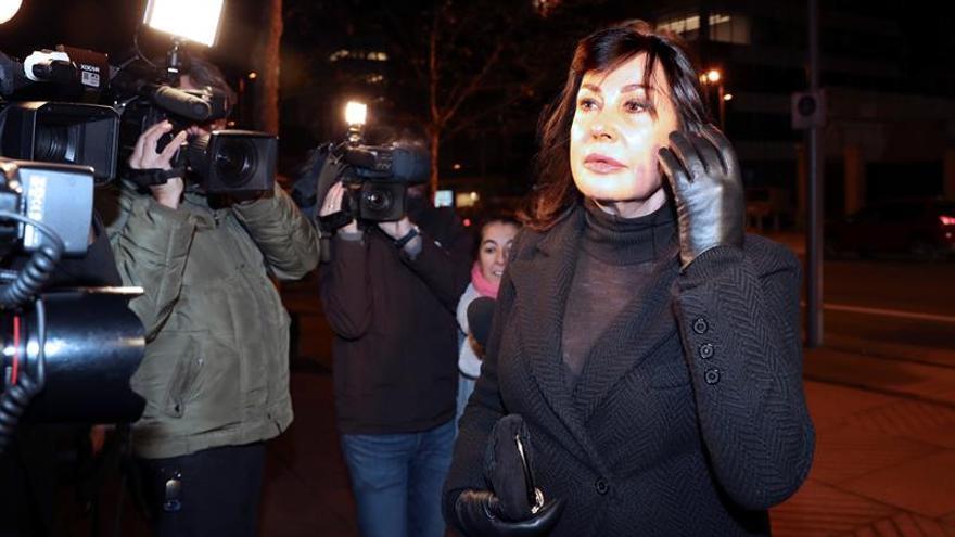 Carmen Martínez-Bordiú reclama el Ducado de Franco tras la muerte de su madre