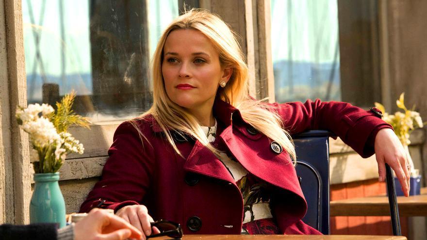 Reese Witherspoon en 'Big Little Lies'