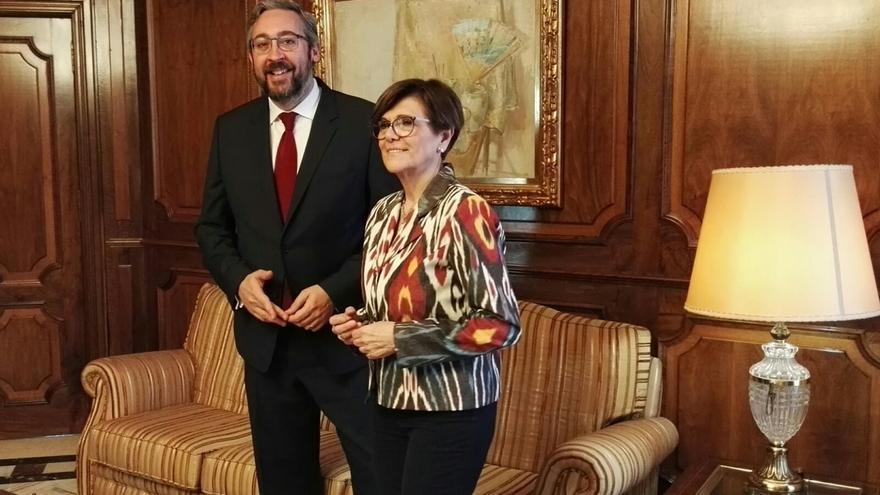 PP de Murcia abre la puerta a un acuerdo con Cs para eliminar los aforamientos y que Miras sea investido presidente