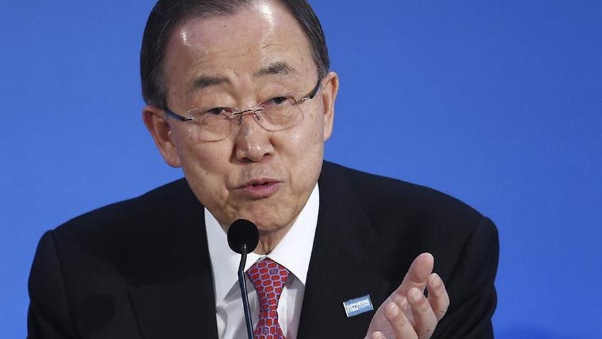 """La ONU pide un diálogo político """"inclusivo"""" en Venezuela"""
