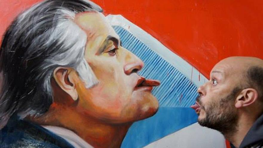 """""""Sobre todo Bárcenas"""", una obra de Toño Velasco"""