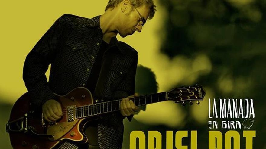 Ariel Rot presentará su nuevo disco en una gira con banda