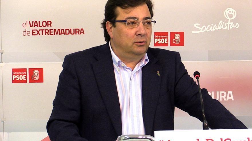 Guillermo Fernández Vara / PSOE Extremadura