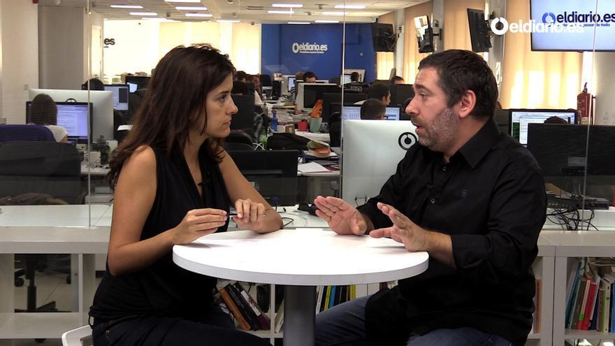 Javier Couso en #LaExprés de eldiario.es
