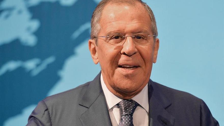 Lavrov se reunirá con Borrell en Madrid para profundizar los lazos