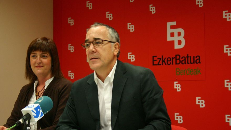 """EB espera que la petición de disculpas de Otegi pueda """"marcar el camino"""" al resto del mundo abertzale y a los presos"""