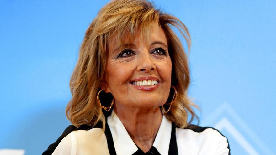 El Gobierno concede a Teresa Campos la Medalla al Mérito en el trabajo