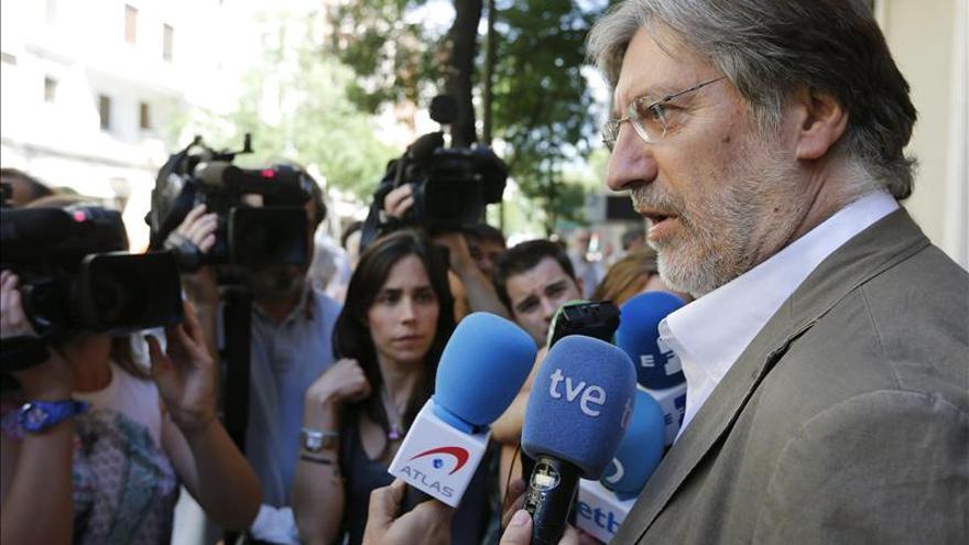 Pérez Tapias dice que su candidatura no ha tenido acceso al censo de militancia