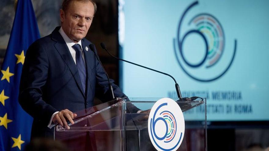 El ministro de Exteriores polaco dice que la elección de Tusk fue ilegítima
