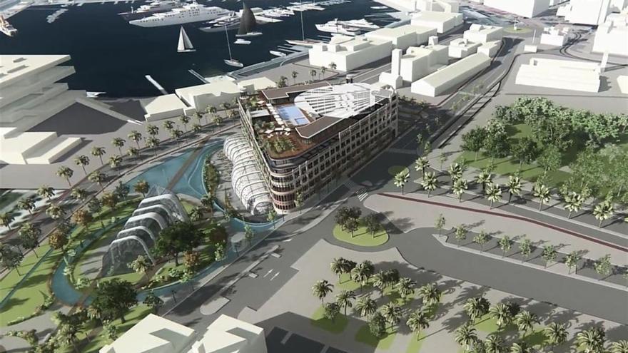 Imagen virtual del proyecto de ARC Resorts