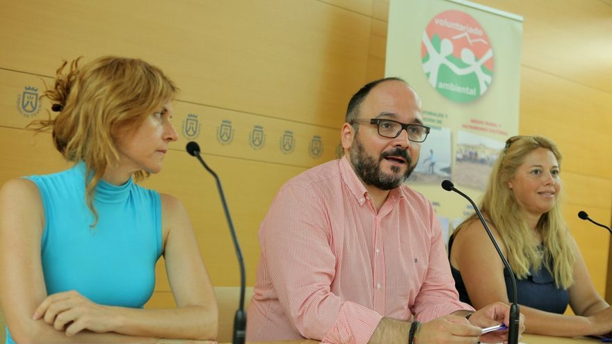 Presentación de las actividades de voluntariado ambiental programadas por el Cabildo