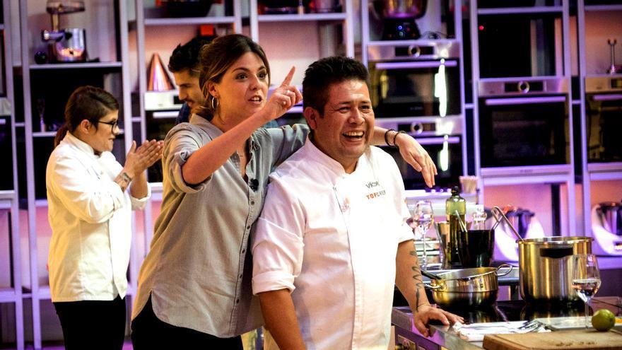 'Top Chef' eligió a sus semifinalistas y recibió a la 'tramposa' Manuela Velasco