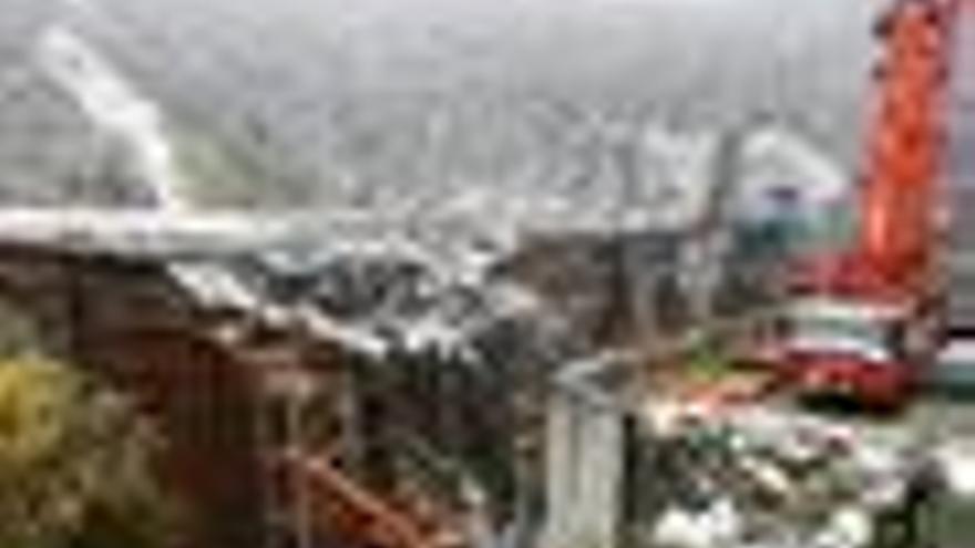 Ascienden a cinco los fallecidos por el derrumbe del túnel en Andorra