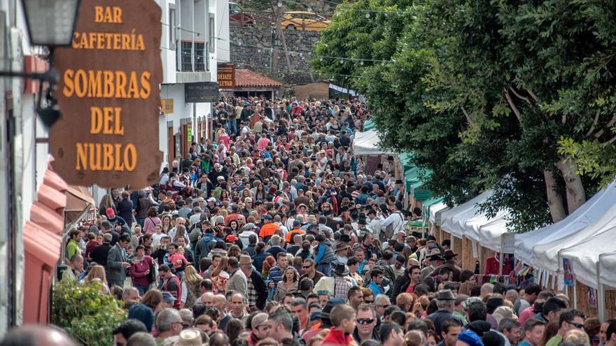 Fiesta del Almendro en Tejeda