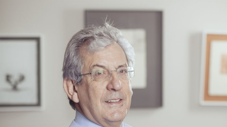 El Gobierno foral concede la Medalla de Oro de Navarra al físico Pedro Miguel Etxenike