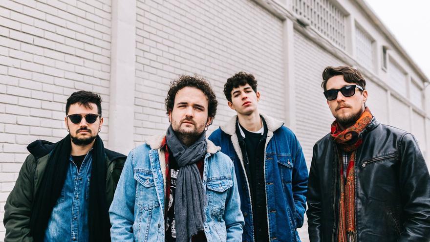 Distrito Rojo nació en el año 2015 y solo tres años más tarde presentan su segundo álbum | FACEBOOK