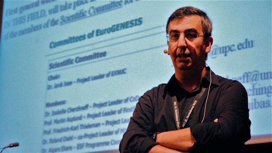 Jordi José, profesor de Física en la UPC (Imagen: Cedida por Jordi José)