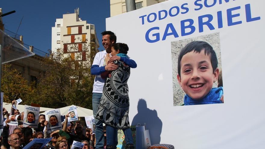 Rajoy inicia el debate de las pensiones en el Congreso recordando al pequeño Gabriel y felicitando a la Guardia Civil