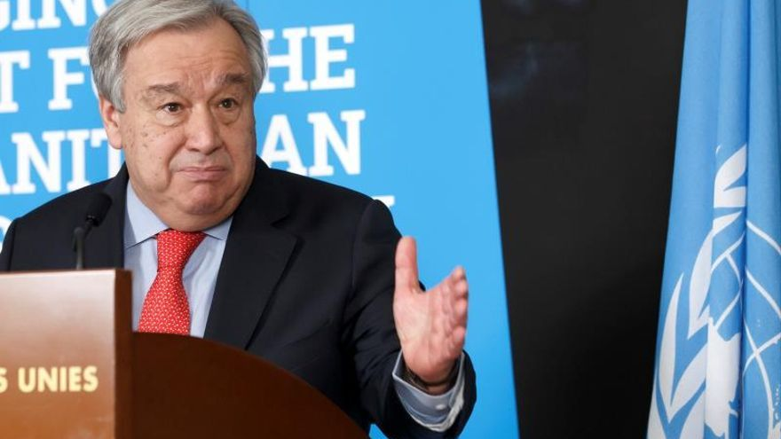 La ONU pide a los manifestantes que eviten la violencia y a los líderes que escuchen