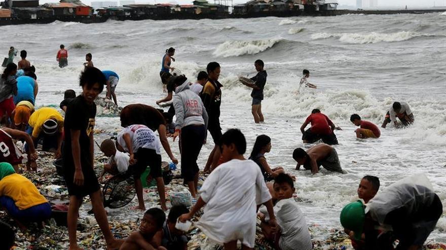 Suben a 83 los muertos y a 19 los desaparecidos por tifón Nepartak en China