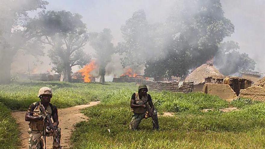 Yihadistas de Boko Haram atacan un campo de desplazados en el sur de Níger