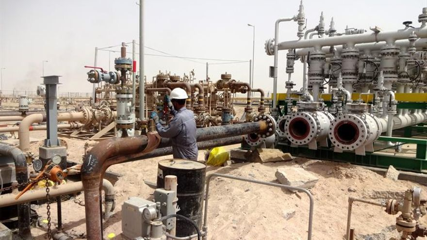 Kurdistán dice que Irak quiere tomar control de los  campos de crudo en Kirkuk