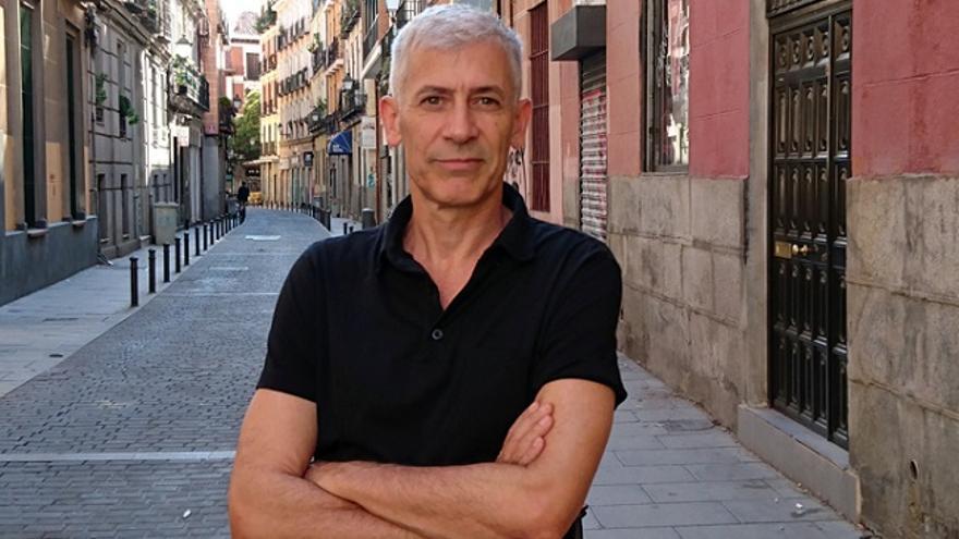 José Ovejero, autor de 'Insurrección'