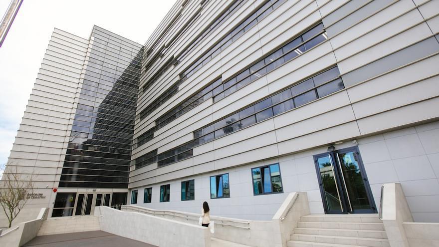 Archivo - Consejería de Sanidad del Gobierno de Canarias en Las Palmas de Gran Canaria