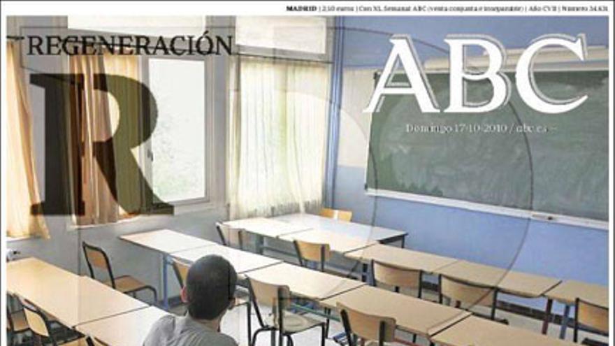 De las portadas del día (17/10/2010) #1