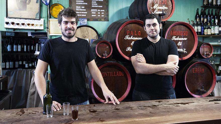 'Tabanqueros' de Jerez. / Íñigo