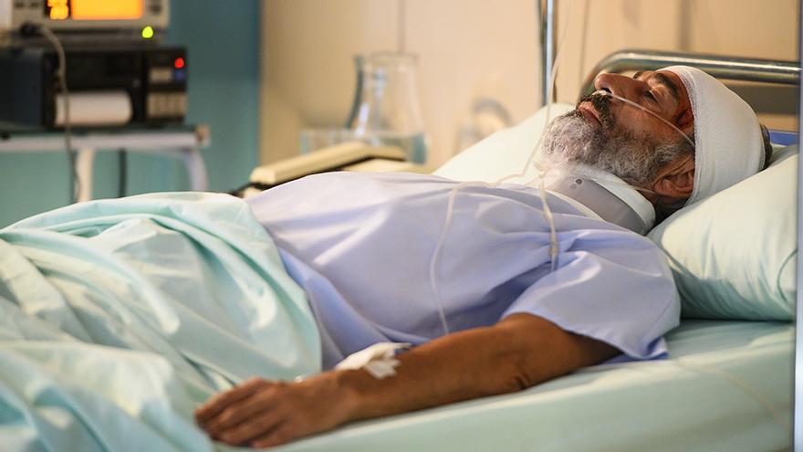 Así resolvió 'Cuéntame' la operación a vida o muerte de Antonio Alcántara
