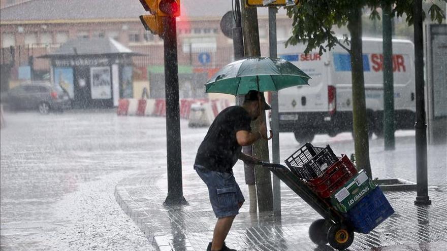 Emergencias 112 Andalucía gestiona más de 300 incidencias por las lluvias