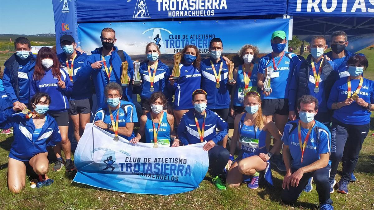 Medallistas del Club Trotasierra