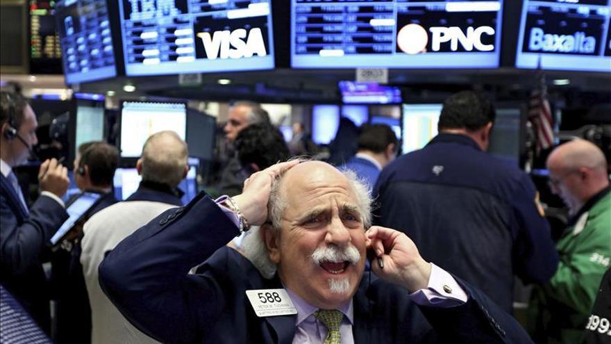 Wall Street abre a la baja y el Dow Jones pierde un 0,68 %