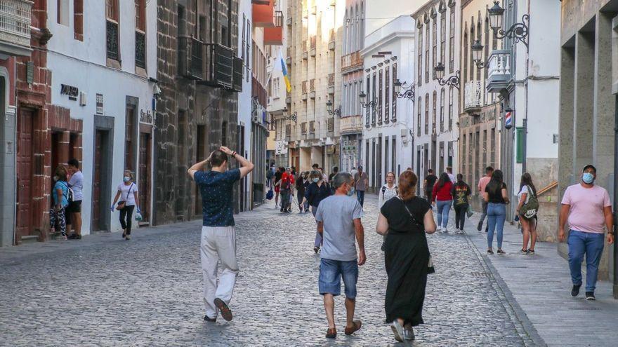 La pandemia se contiene en La Palma: ningún nuevo caso de Covid y cuatro altas