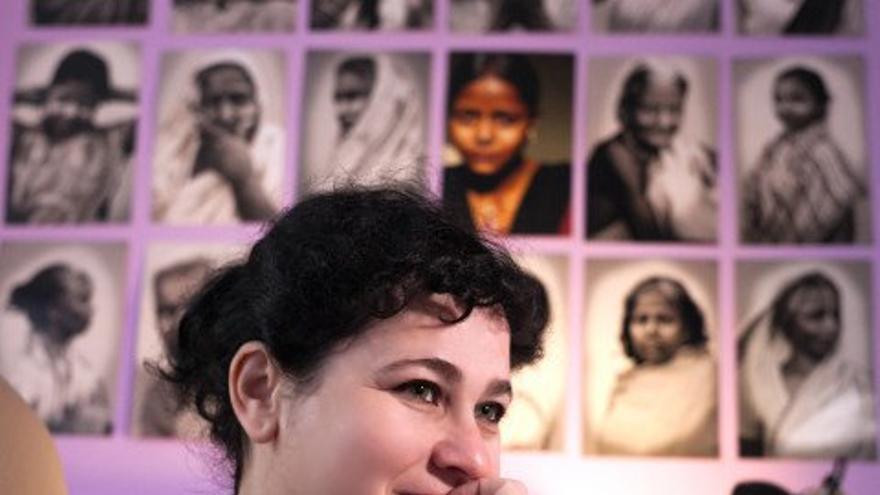 La directora de cine Nocem Collado.