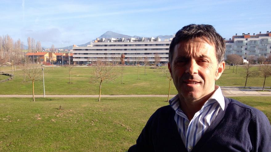 El alcalde del Valle de Egüés, Alfonso Etxeberria.