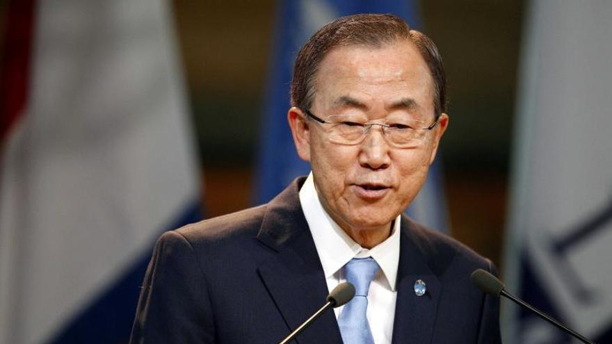 Ban estudia sus opciones tras las declaraciones de la oposición siria y de Irán
