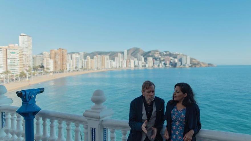 Isabel Coixet rueda en Benidorm su nuevo filme producido por El Deseo