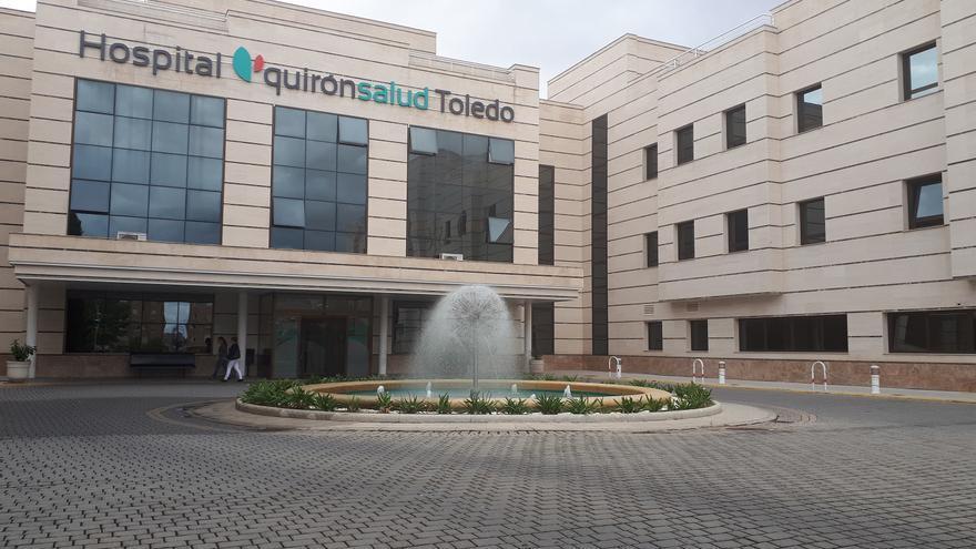 Hospital Quirón en Toledo
