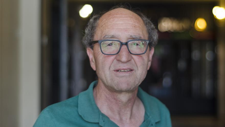 El escritor turco Dogan Akhanli.