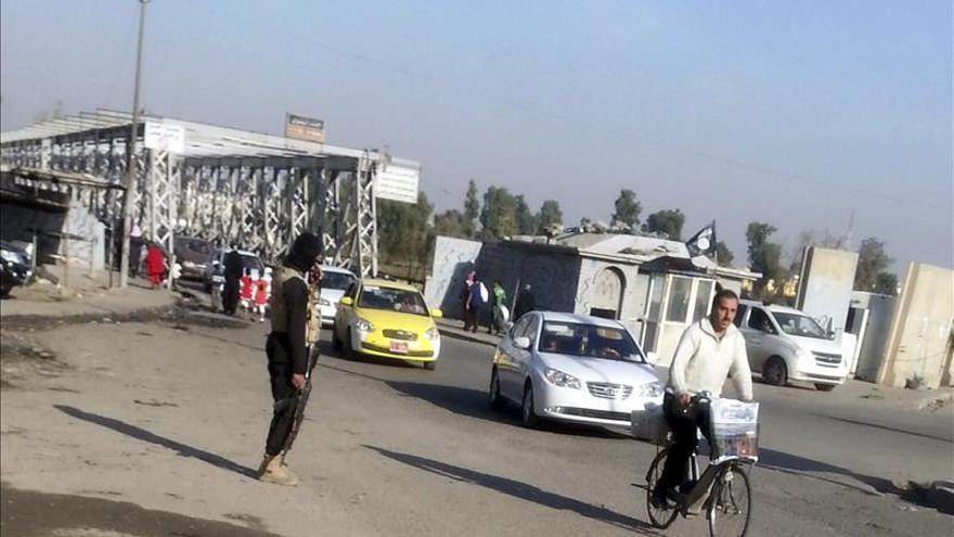 El EI ejecuta a una profesora por no aplicar su método de estudio en Mosul (Irak)