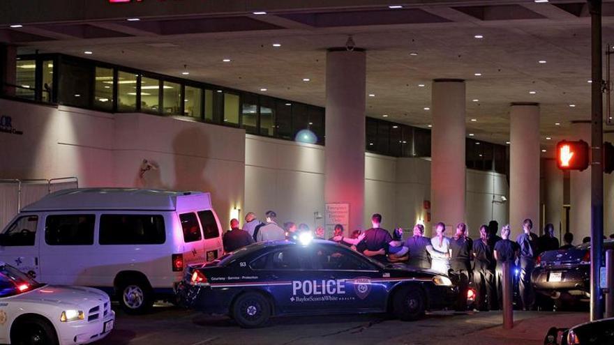 El robot que puso fin a la matanza en Dallas