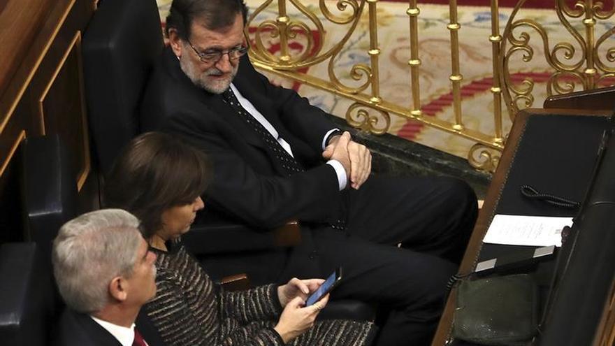 Rajoy acude a Berlín a la despedida europea de Obama y a reunirse con Merkel