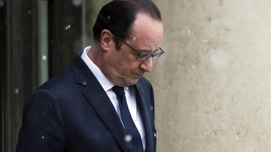 Hollande denuncia el asesinato brutal del periodista japonés por el EI