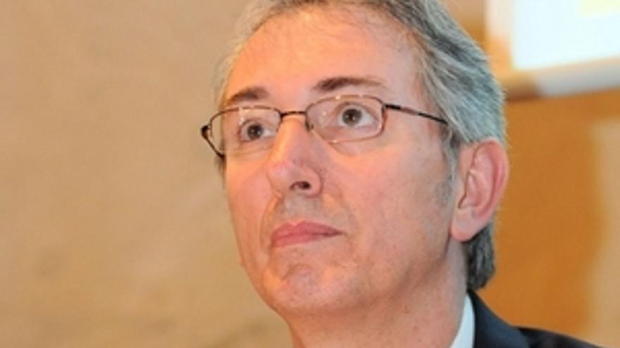Francisco Javier Aibar, director general de la Tesorería General de la Seguridad Social. (ACFI PRESS)
