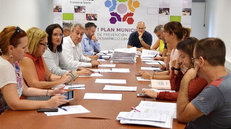Reunión del Consejo Rector del IMAS, este jueves