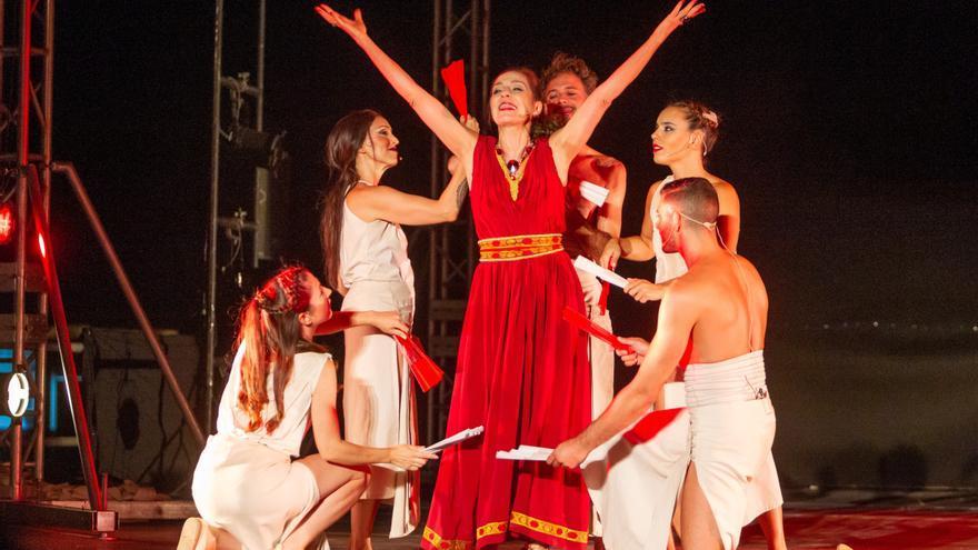 Una Clitemnestra rebelde, femenina y poderosa, a escena en Cáparra