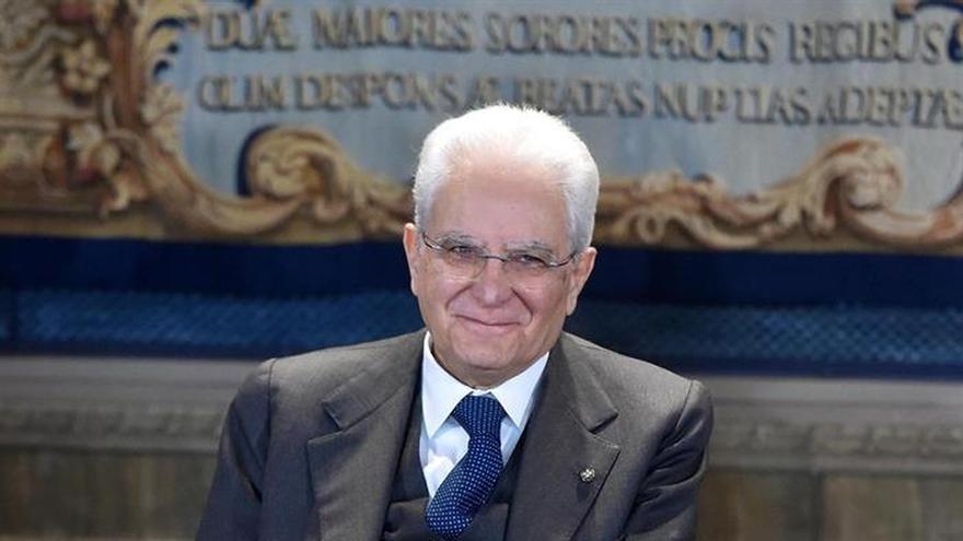 El presidente italiano llegará a México en visita de Estado