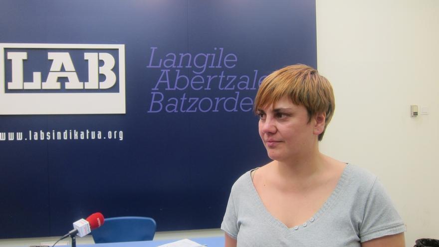 """Etxaide (LAB) dice que no ayuda a la unidad con ELA que """"firme en la empresa lo que es imposible firmar en el sectorial"""""""